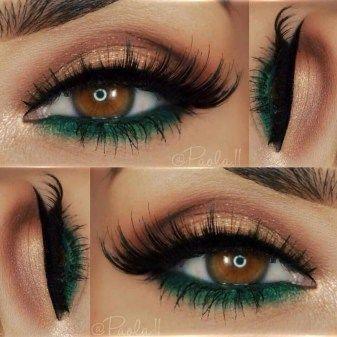 قلم كحل اخضر In 2020 Makeup Geek Makeup For Green Eyes Eye Makeup
