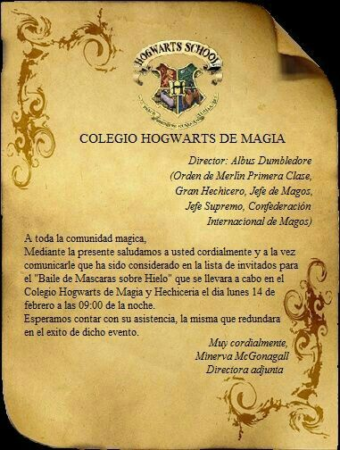 Pin De Wangb B En Shadowhunters Carta De Harry Potter Carta De Hogwarts Harry Potter Fiesta
