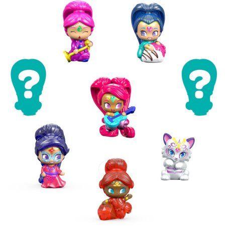 New Shimmer and Shine Teenie Genies Series 15 pcs Figure in random carpet