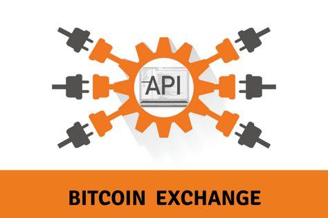 Bitcoin trading platform api