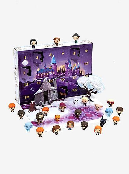 Calendrier De L'avant Harry Potter : calendrier, l'avant, harry, potter, Funko, Harry, Potter, Pocket, Advent, CalendarFunko, Calendar,