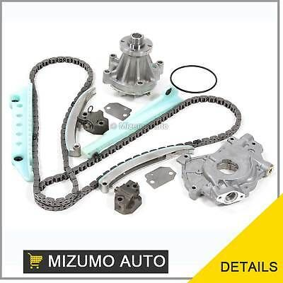 Details About Timing Chain Kit W O Gears Water Oil Pump Fit 97 02