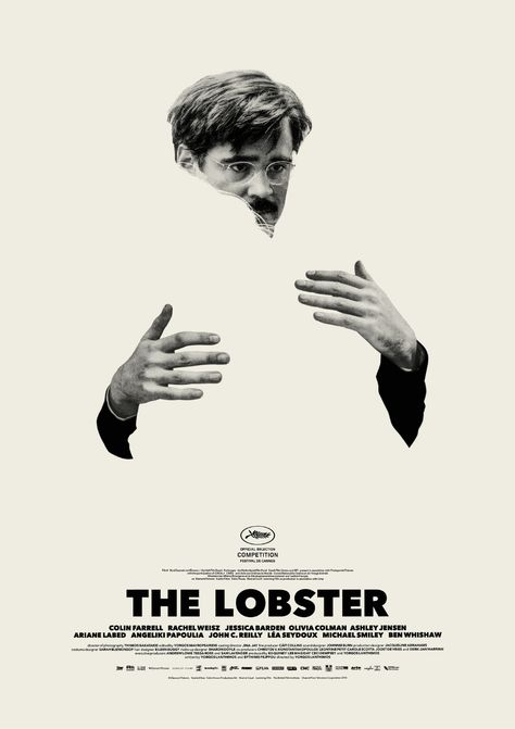 The Lobster movie posters