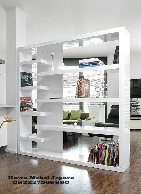 Rak Buku Penyekat Ruangan Unik Terbaru Jual Meja Dan Kursi Sekolah Jati Harga Murah Ruangan Pembatas Ruangan Desain Interior