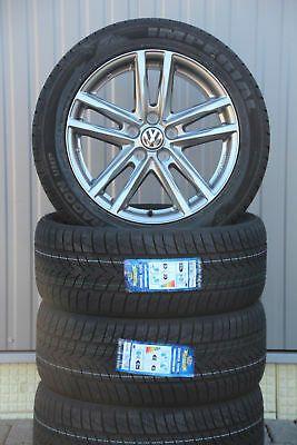Ebay Sponsored 4 Alu Sommerrader Vw Passat Variant Ab 2014 225 40 R19 93y Dunlop Rdks Volvo Bmw 5 Touring Felgen