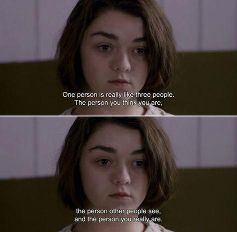 No one,Arya,Maisie Williams - 9GAG