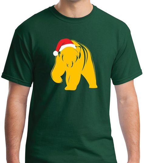 #BaylorChristmas Bear t-shirt // #SicEm