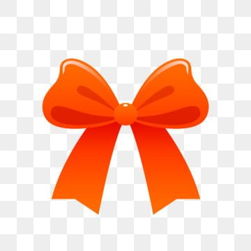 Orange Bow Bow Clipart Orange Icons Bow Icons Png Transparent Clipart Image And Psd File For Free Download Bow Clipart Orange Bows Free Artwork