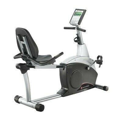 Ad Ebay Schwinn Fitness 202 Recumbent Exercise Bike Black Recumbent Bike Workout Biking Workout Bike