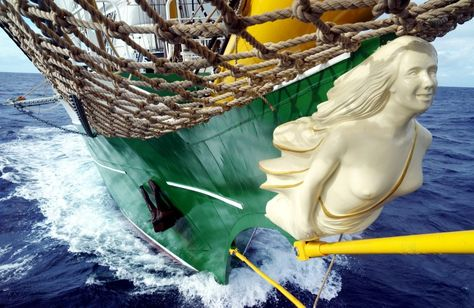Segelschulschiff Alexander von Humboldt II
