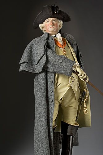 Baron von Steuben was a Prussian officer who was recruited by Franklin to join the Continental army in 1777. He spent the winter at Valley Forge training Washington's army and led them at the battle of Monmouth. The training in bayonet usage proved pivotal in the Stony Point battle. His work was indispensible to Washington's effort, earning Von Steuben the position of Inspector General. In retirement he helped found the Society of Cincinnati.