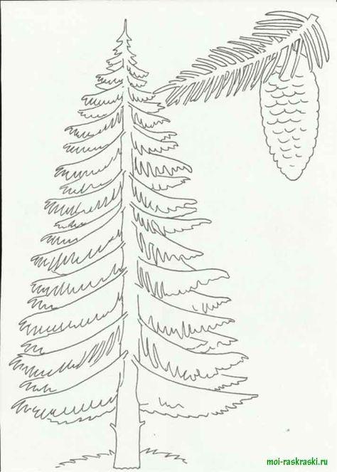verfärben von bäumen herunterladen und ausdrucken