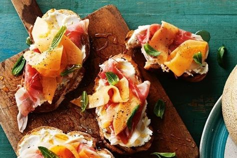 16 Canapes That Won T Break The Bank Food Appetizer Recipes Entertaining Recipes