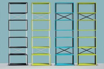 Kubo Karim Rashid By Meritalia | Karim Rashid | Pinterest | Karim Rashid,  Unique Bookshelves And Shelves
