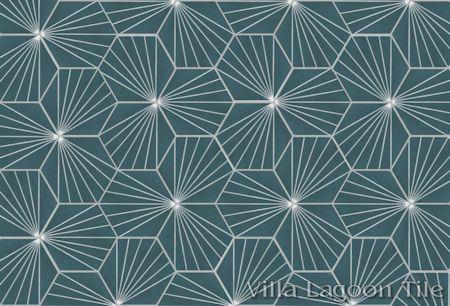 Spark Cement Tile Villa Lagoon Tile Villa Lagoon Tile Cement Tile Custom Tiles