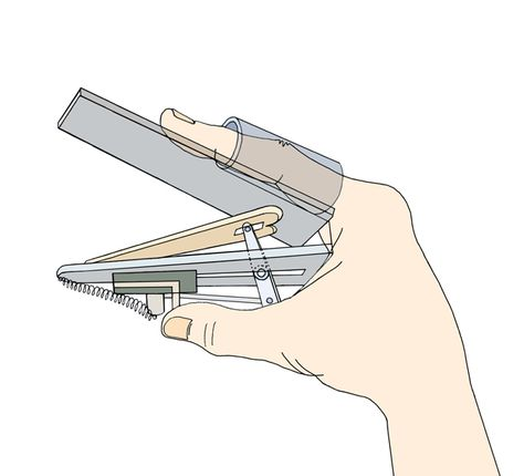 Taxi dog tongue in drawing
