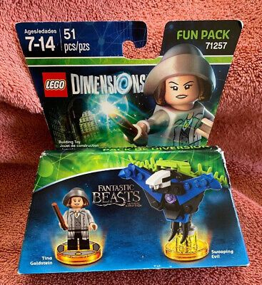 LEGO SET 71257 LEGO DIMENSIONS FUN PACK FANTASIC BEASTS TINA GOLDSTEIN *NEW*