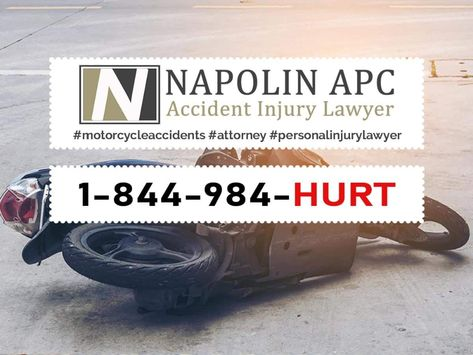 Motorcycle Accidents Attorney | Napolin Esq