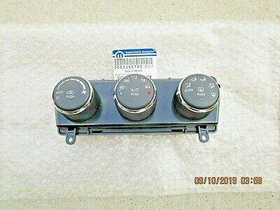 Sponsored Ebay 10 17 Jeep Compass A C Heater Climate Temperature Control New Oem P N 55111133ag With Images Jeep Compass Jeep Temperature Control