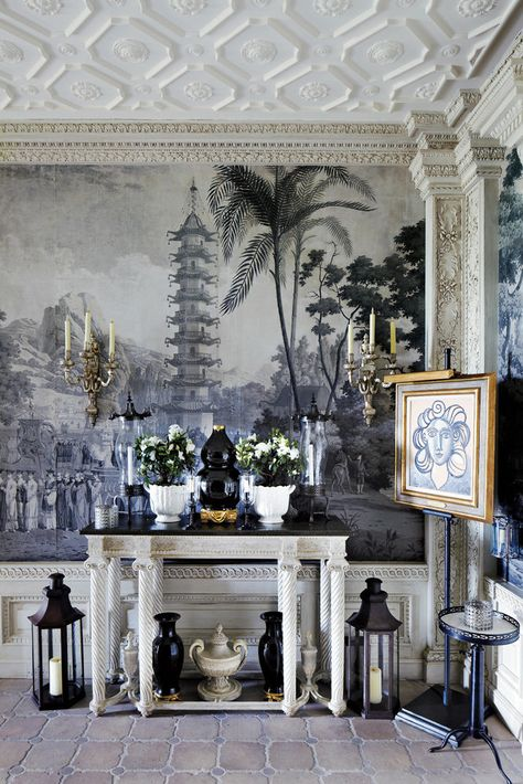 The Interior Designer Howard Slatkin Spent Nearly Three Years