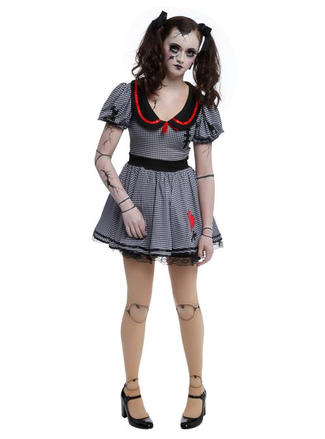 windmeup dolly creepy doll costume from leg avenue inset 2 halloween pinterest ideas para disfraces carnavales y ideas para