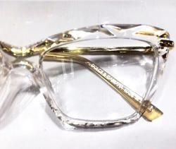Oculos Armacao De Grau Feminino Transparente Cristal Em 2020 Com