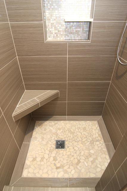Shower Floor Designs Options Tile Ideas Muebles De Bano