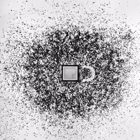 نواف ميليتو On Twitter رسم الكعبة المشرفة بأستخدام الشاي والسكر ابداع Islami Sanat Sanat Suluboya