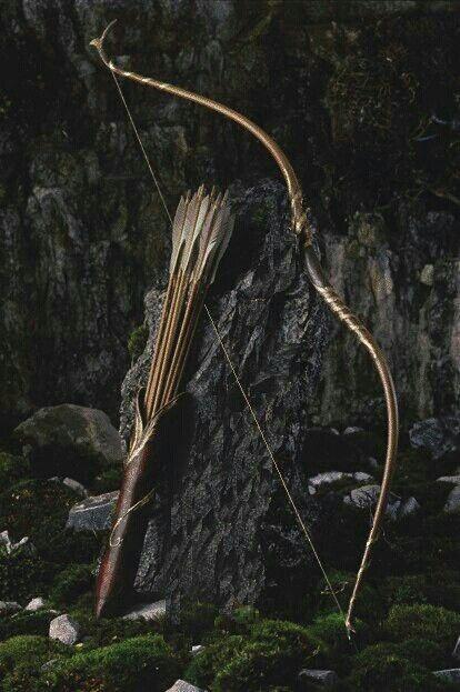 arrow, bow, and medieval Bild