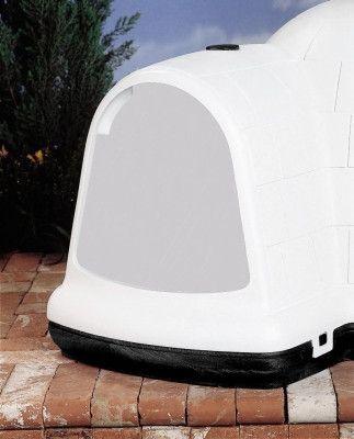 Petmate Indigo Dog House Door Medium 12 6 X 12 2 Pet Mat Dog