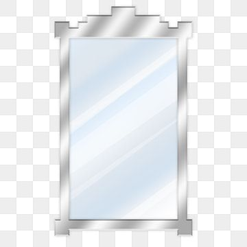 Transparent Glass Mirror Reflection Mirror Element Reflection Glass Dressing Mirror Png Transparent Clipart Image And Psd File For Free Download Mirror Vector Mirror Reflection Glass Mirror