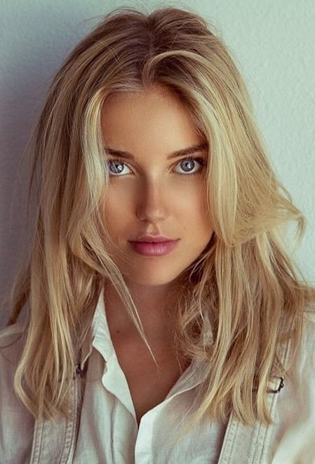 the most beautiful blonde girl