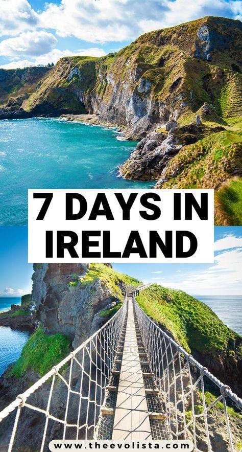 Ireland Travel Guide, Europe Travel Tips, European Travel, Traveling To Ireland, Thailand Travel Guide, Travel Guides, Cool Places To Visit, Places To Travel, Ireland Places To Visit