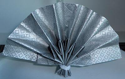 Pliage En Papier Realiser Un Eventail Double Plis Pliage De Serviette De Table En Papier En Forme D Eventail A Doub Pliage Serviette Serviette De Table Pliage