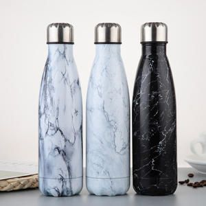 Vacuum Insulated Flask Water Bottle Thermal Thermos Sports Chilly Drink Hot Cold