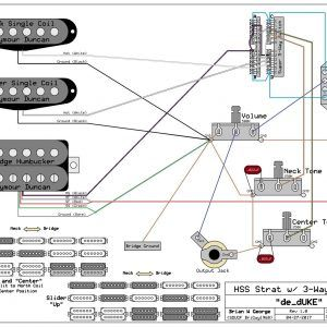 Wiring Diagram Fender Strat 5 Way Switch Unique Wiring Possible