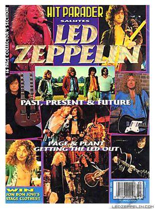 Hit Parader, February 1995