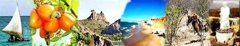 Descubra o Brasil - Estado do Ceará Informações Turísticas e Culturais - Mochileiro Descobrindo o Brasil.