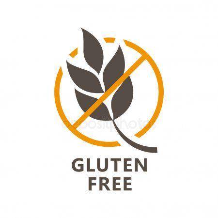 Gluten Free Icon Ear Of Wheat And Ban Sign Gluten Free Label Stock V Affiliate Ear Wheat Icon G Logotipo De Panaderia Sin Tacc Comida Saludable