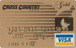 Get Approved For Cross Country Credit Card Without Worrying About