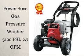 10 Best Gas Pressure Washers Buying Guide Best Gas Pressure Washers Pressure Washer Pressure Washing Pressure