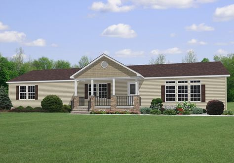 Main moreover House Update Ideas in addition Ranch Style House Plans With Porch moreover Gable Roof Over Entry Door also Cabin House Plans. on manufactured home porches