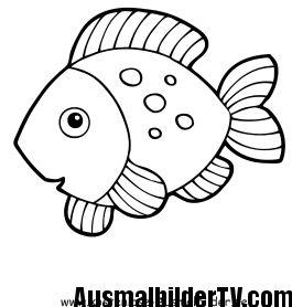 6 Beste Ausmalbilder Fische Gratis Kostenlose 1ausmalbilder Com Ausmalbilder Fische Ausmalbilder Kinder Fisch Malen