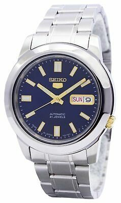 Seiko 5 Automatic 21 Jewels Japan Made Snkk11 Snkk11j1 Seiko 5 Automatic Seiko Watches For Men