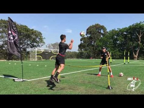 Soccer drills for Passing | AWARENESS | 1st touch | Quick