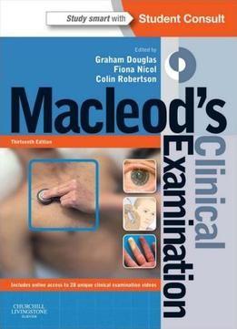 Macleod S Clinical Examination 13th Edition Pdf Medical