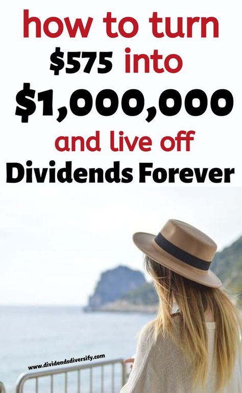How To Live Off Passive Income From Dividends For Financial Freedom