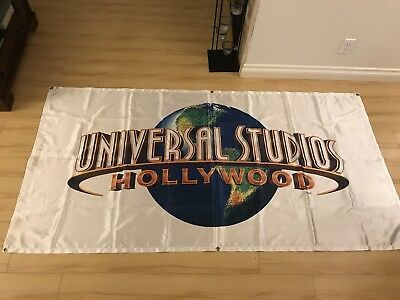 Ebay Ad Link Universal Studios Hollywood Logo Banner 83 X 42 Nbc Tv Comcast Business Signs Logo Banners Advertising Signs