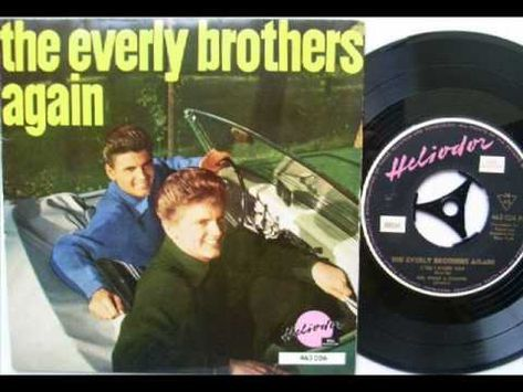 The Everly Brothers - (Till) I kissed you - YouTube