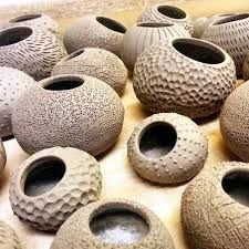 Image Result For Pottery Ideas For Beginners Ceramic Pinch Pots Clay Pinch Pots Beginner Pottery